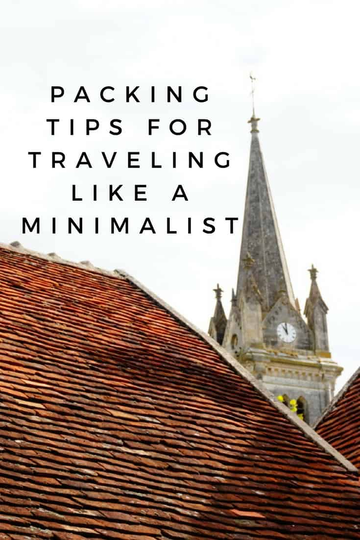 Read more about the article Packing Tips for Traveling like a Minimalist