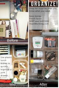 Read more about the article Junk Drawer Organizing- In Three Phases