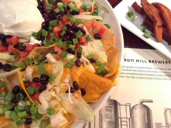 tacos, nachos for dinner