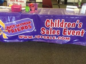 Read more about the article Sell Kids Stuff This Fall at JBF Children's Consignment near Philadelphia