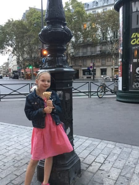 How I lost Weight on my Paris Plan (And You Can, Too) with gelato