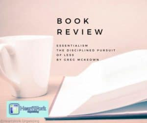 Read more about the article Book Review: essentialism By Greg McKeown