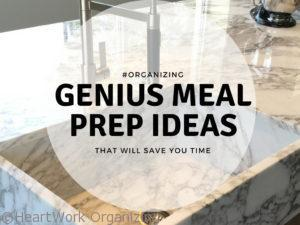 Read more about the article Genius Meal Prep Ideas that Will Save You Time