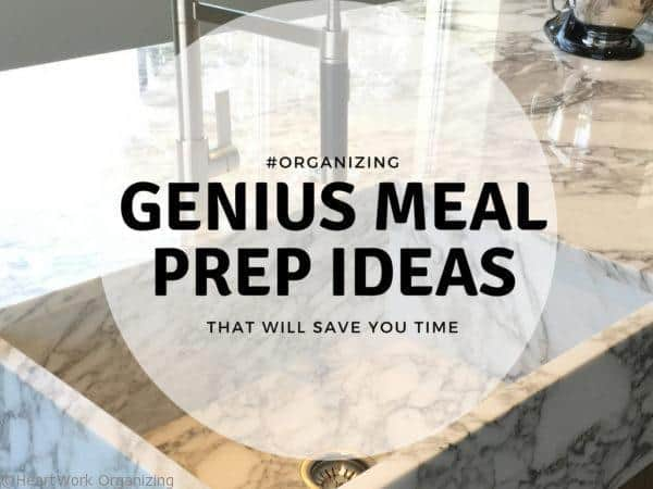 Genius Meal Prep Ideas that Will Save You Time