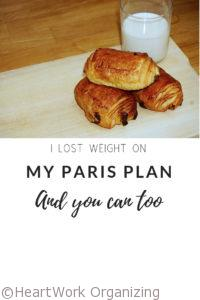 Read more about the article How I lost Weight on my Paris Plan (And You Can, Too)