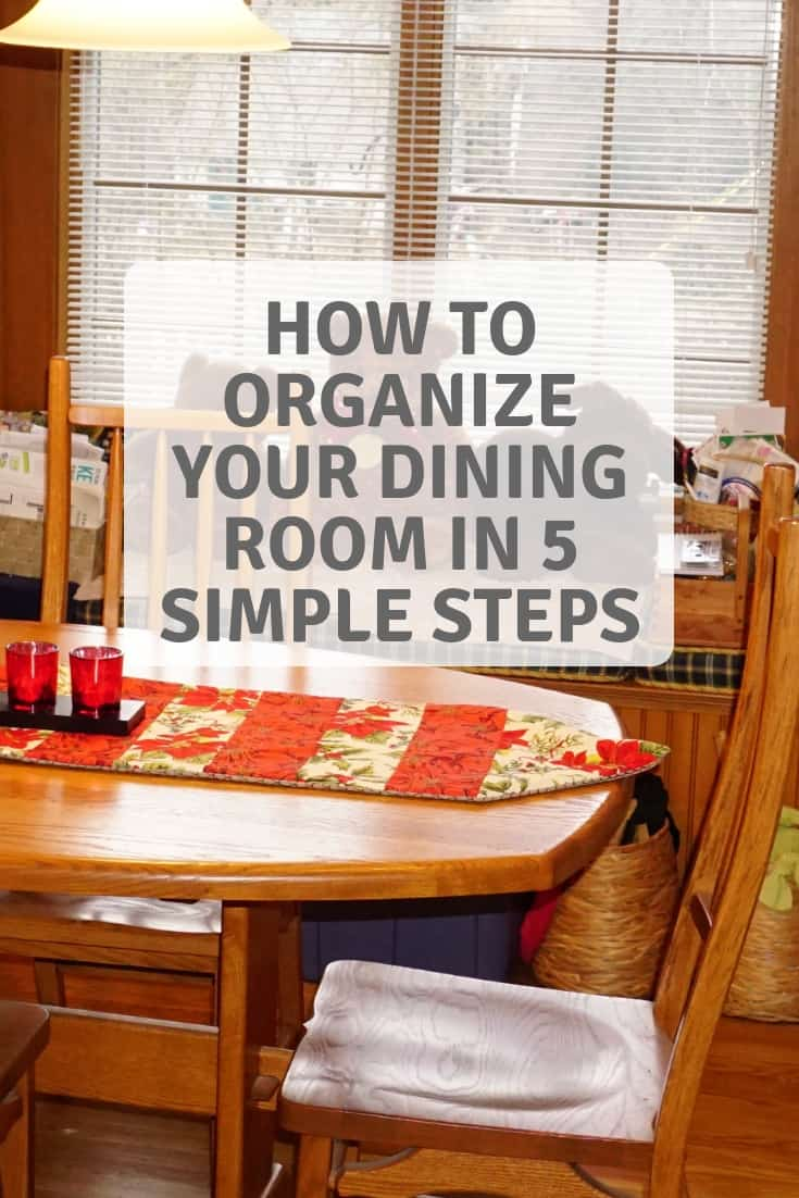 Read more about the article How to Organize Your Dining Room in 5 Simple Steps
