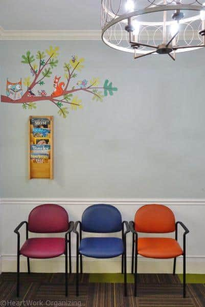 business decorating and organizing from HeartWork Organizing