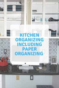 Read more about the article Kitchen Organizing Including Paper Organizing