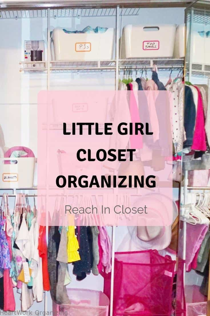 Read more about the article Little Girl Closet Organizing