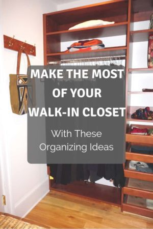 Read more about the article Make the Most of your Walk-In Closet with These Organizing Ideas
