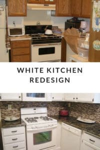 Read more about the article White Kitchen Redesign