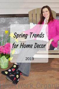 Read more about the article Spring Decorating Trends 2019