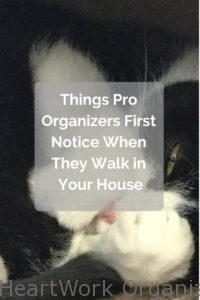 Read more about the article Things Pro Organizers First Notice When They Walk in Your House