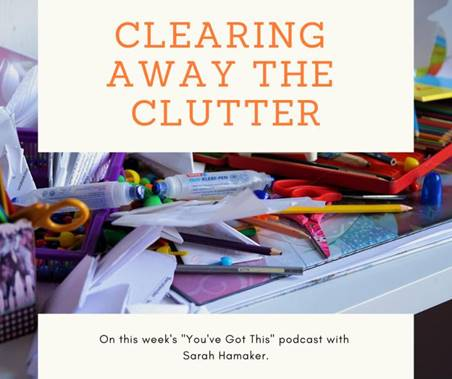 You've Got This podcast with Sarah Hamaker