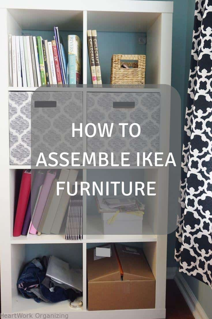 Read more about the article How to Assemble IKEA Furniture