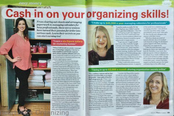 2019-04-03 First for Women Magazine article
