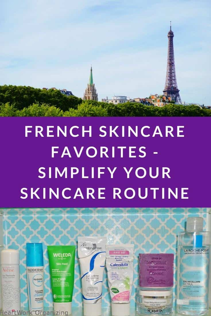 Read more about the article French Skincare Favorites – Simplify Your Skincare Routine