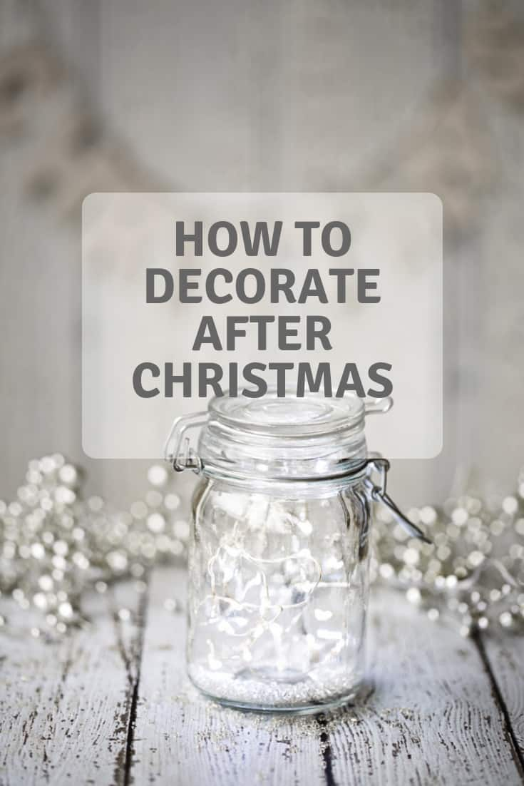 Read more about the article How to Decorate After Christmas