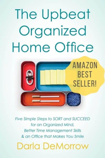 BestSeller The Upbeat Organized Home Office