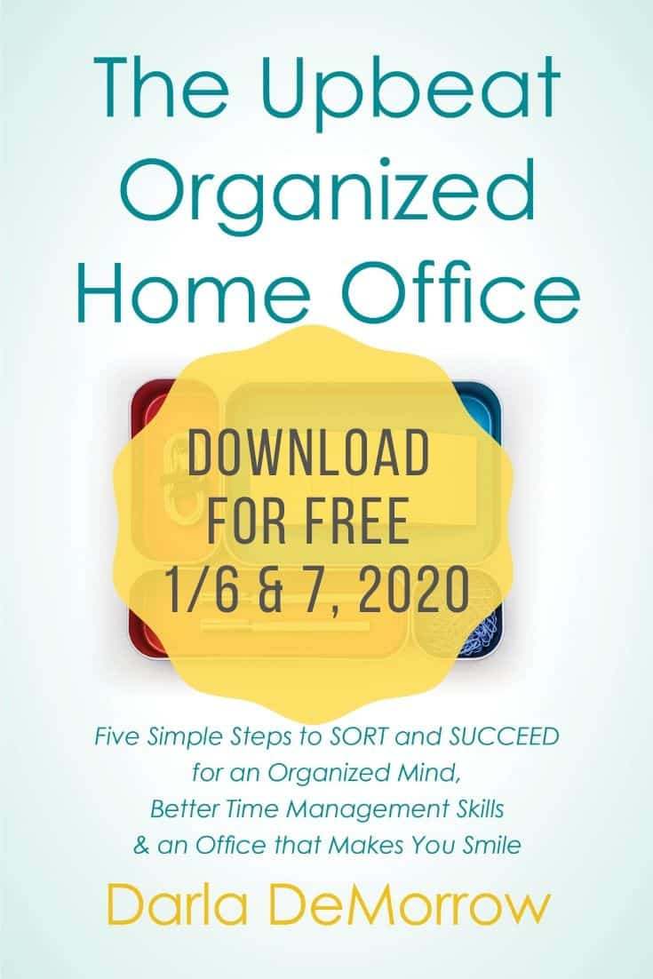 Read more about the article They Said It Was Funny: The Upbeat, Organized Home Office Book {Time Sensitive}