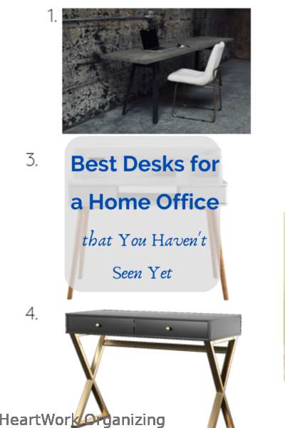 Best Desks for a Home Office that You Haven't Seen Yet
