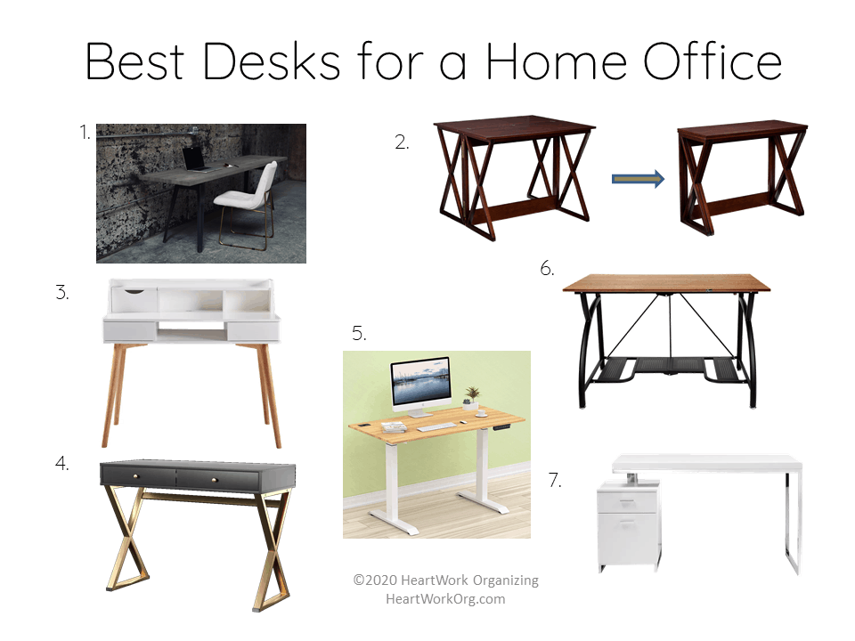 Best Desks for a Home Office