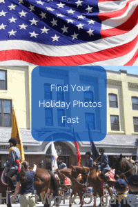 Read more about the article Find Your Holiday Photos Fast