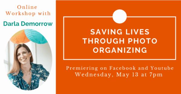 Saving Lives through Photo Organizing at RML 5-13-2020