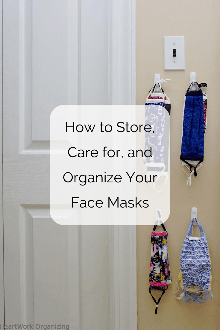 Read more about the article How to Store, Care for, and Organize Your Face Masks