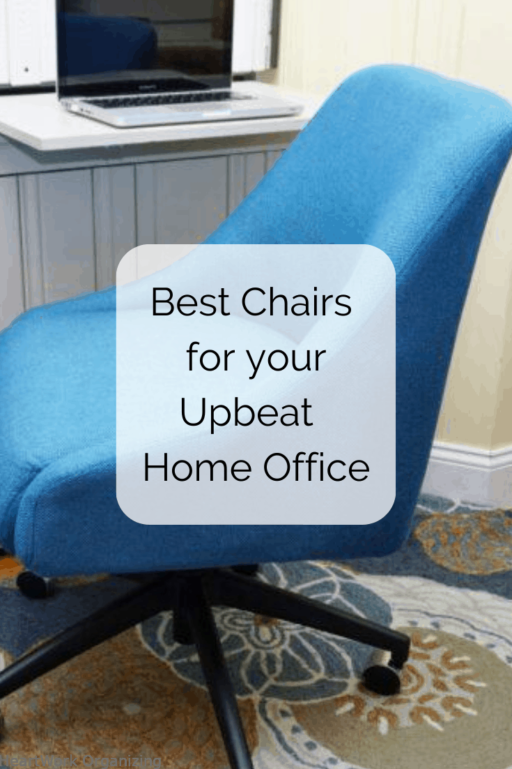 Read more about the article Best Chairs for Your Upbeat Home Office