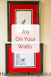 Read more about the article Joy on Your Walls: Photos, Art, and Gallery Walls