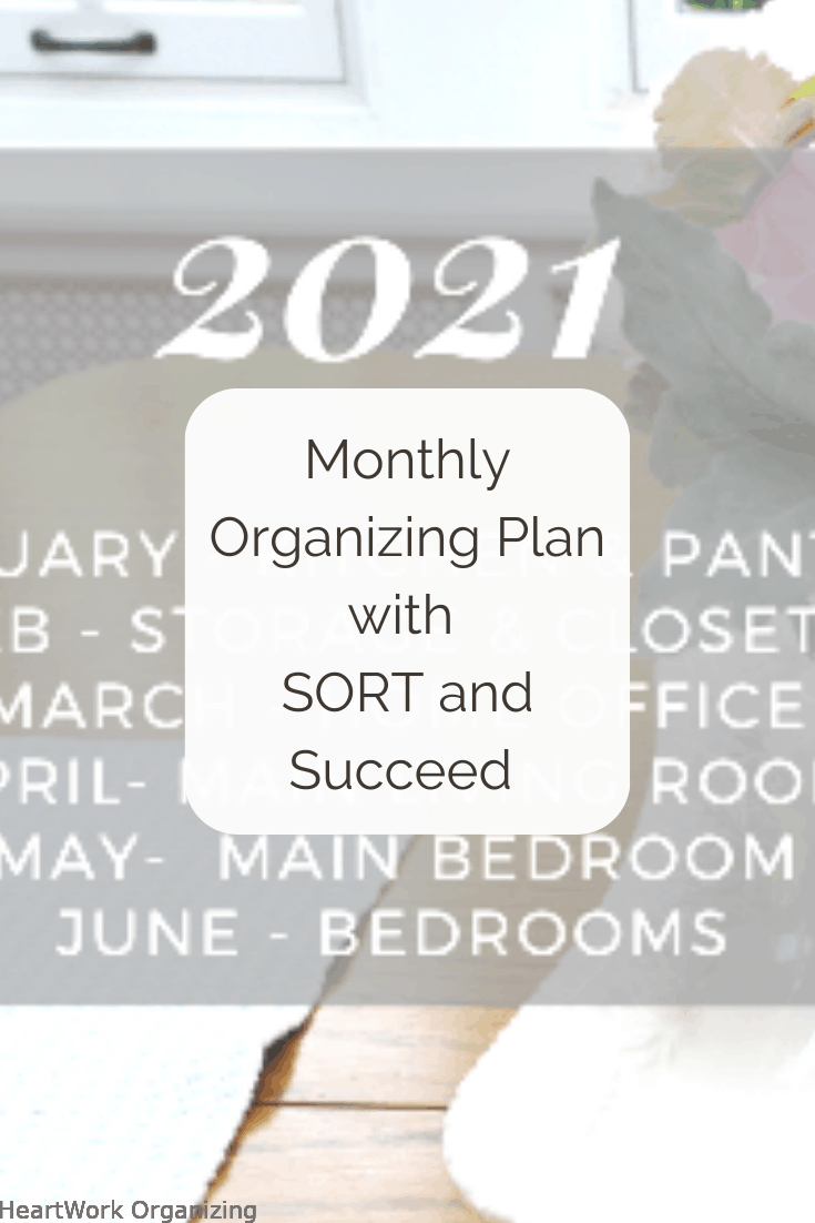 Read more about the article Where Will You Be in a Year? (Get Around to Organizing)