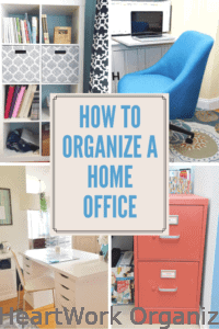 Read more about the article How to Organize a Home Office