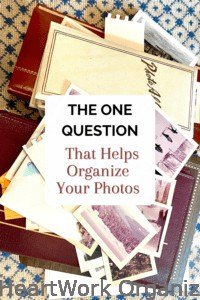 Read more about the article THE One Question That Will Help You Organize Your Photos