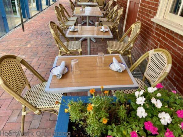 2 nights in Philadelphia, Pennsylvania- Ambrosia Restaurant