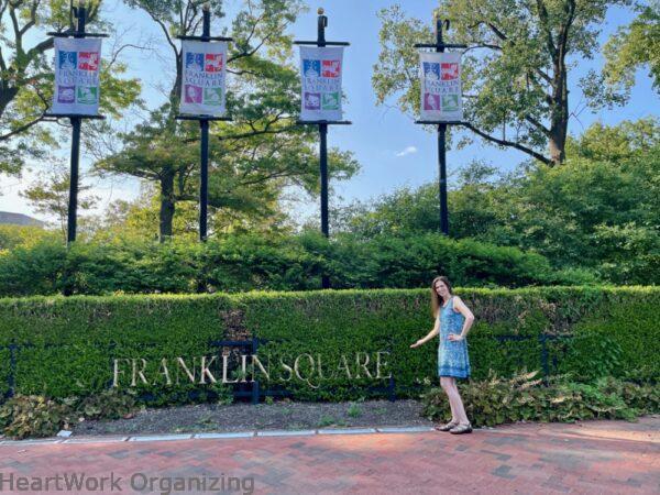 2 nights in Philadelphia, Pennsylvania- Franklin Par