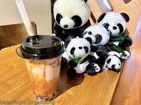 2 nights in Philadelphia, Pennsylvania- - Panda Tea bubble tea