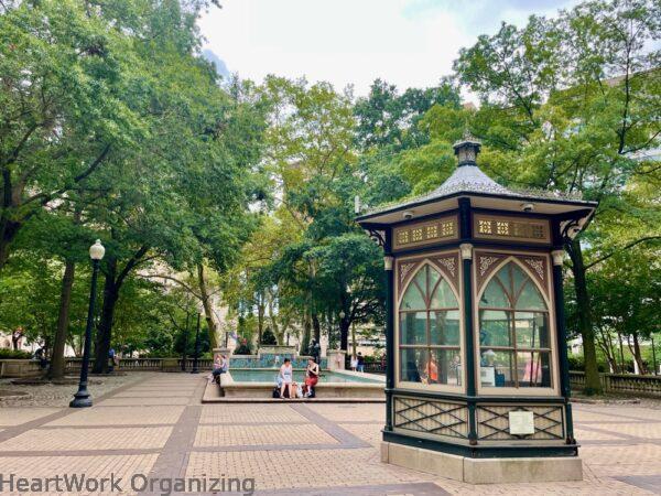 2 nights in Philadelphia, Pennsylvania- - Rittenhouse Square Park