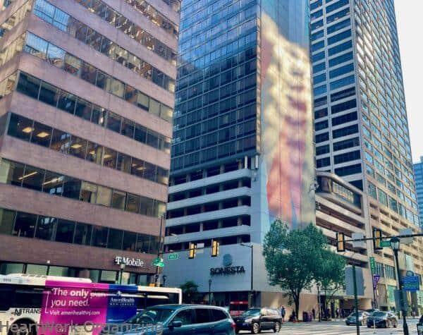 2 nights in Philadelphia, Pennsylvania- Sonesta Hotel