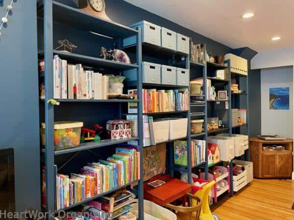 How to Organize a Small Home Without a Closet-sustainable storage