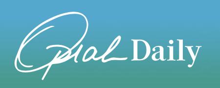 Oprah Daily logo