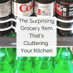 The Surprising Grocery Item That's Cluttering Your Kitchen