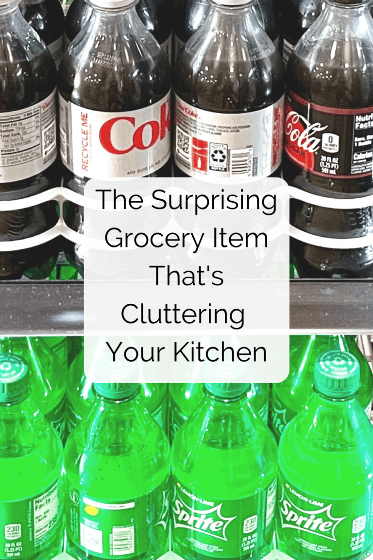 Read more about the article The Surprising Grocery Item That's Cluttering Your Kitchen