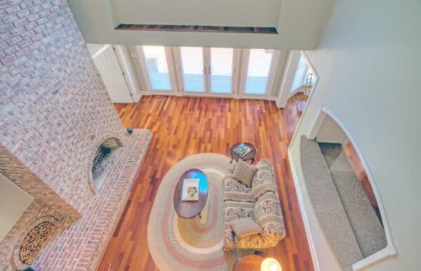 virtual Home Staging after-NJ-great room