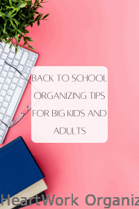 Read more about the article Heading Back: Back to School Tips for Big Kids