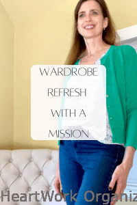 Read more about the article Wardrobe Refresh with a Mission